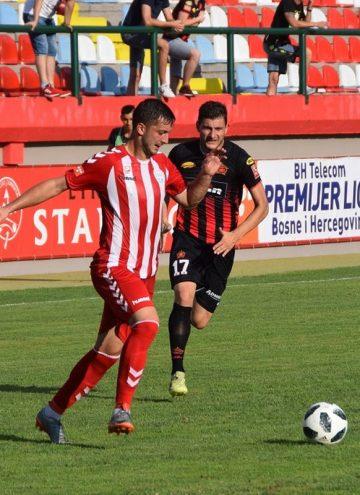 FK Zvijezda 09 – FK Sloboda