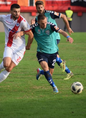 FK Zvijezda 09 – FK Zrinjski